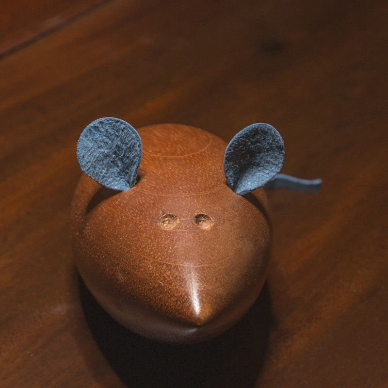 Leicester Mouse