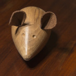 Oak mouse called 'Brie'