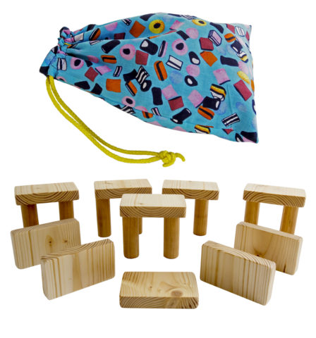 Blocks and Bag